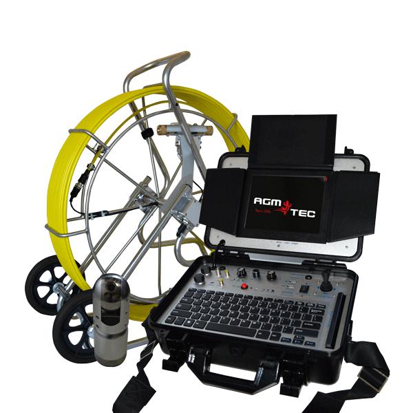 Caméra inspection de canalisation rotative Tubicam XL360HD