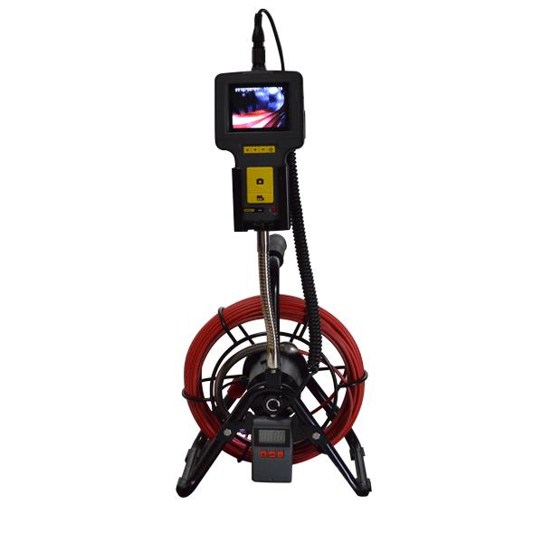 Caméra d'inspection de canalisation spécial piscine Piscicam