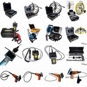 location caméra d'inspection de canalisation