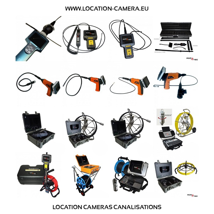 Location d'endoscope
