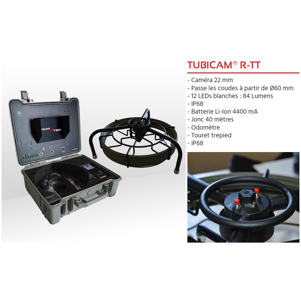 Les actualit s des cam ras d 39 inspection agm tec - Camera inspection canalisation ...