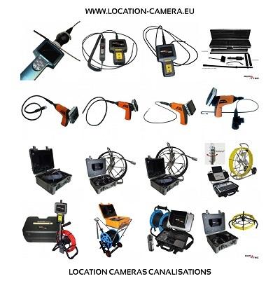 Caméra Canalisation Pas cher