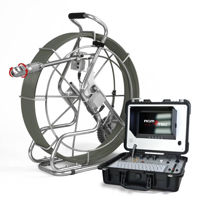 Caméra d'inspection professionnelle360°