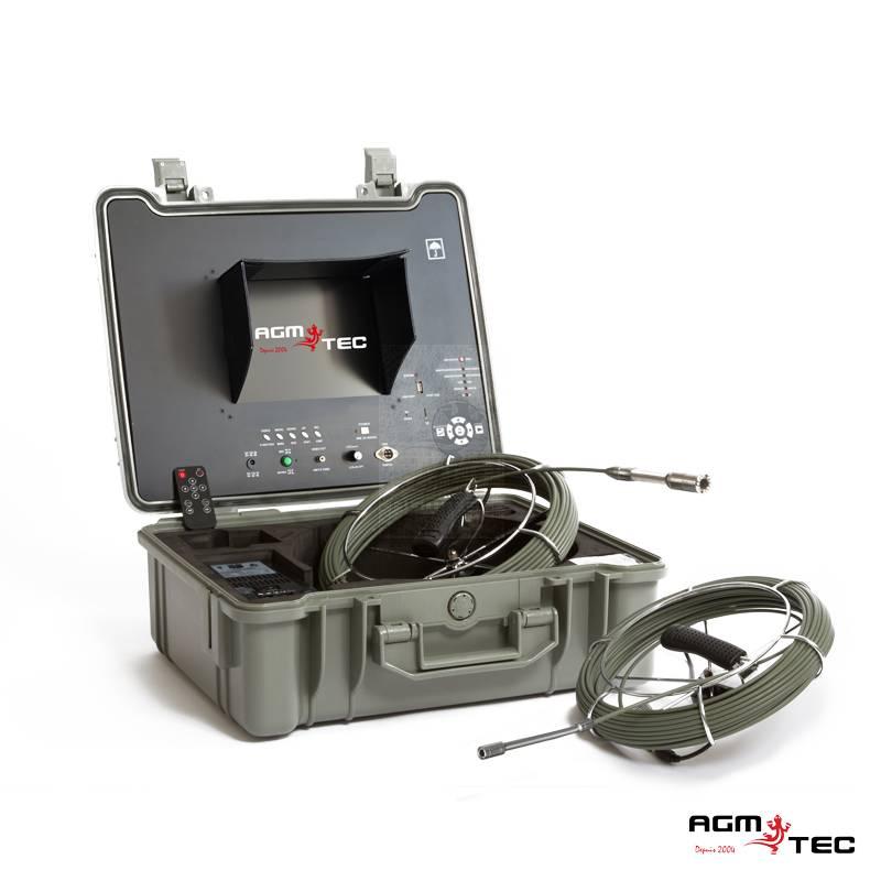 camera inspection professionnelle pour les plombiers et piscinistes